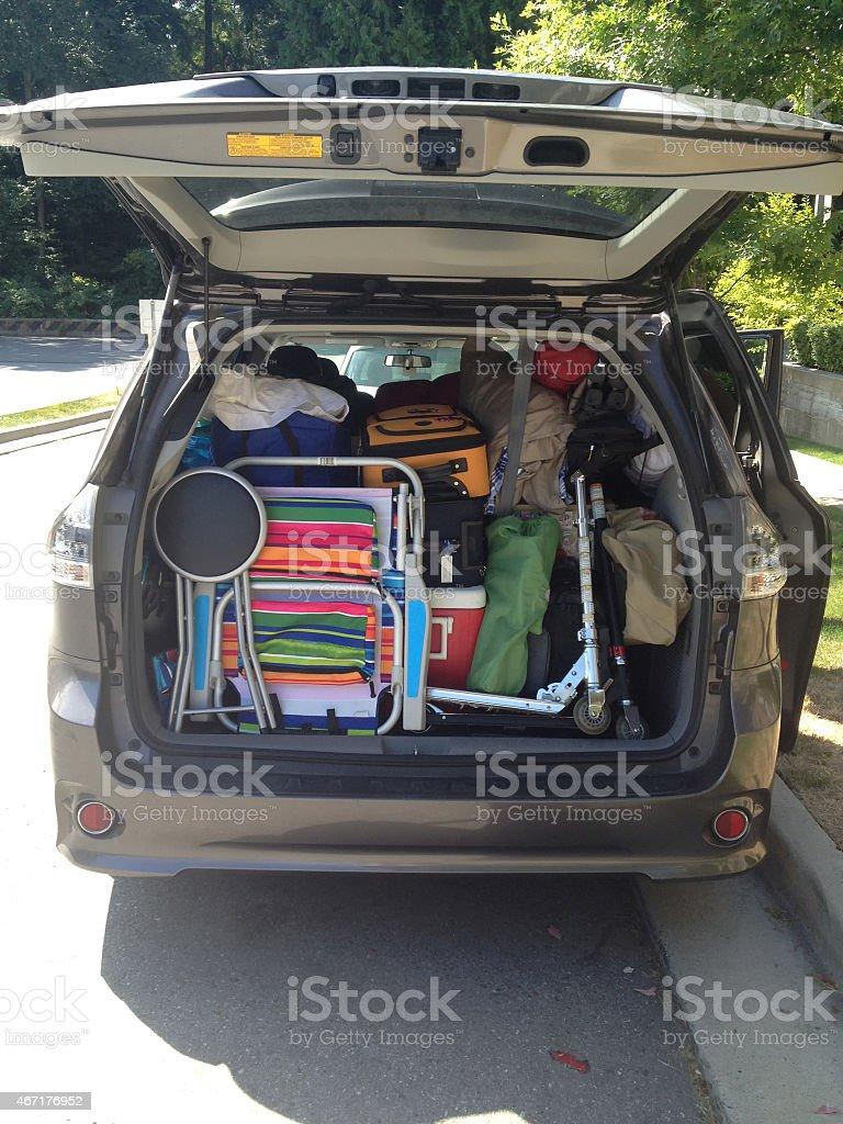 Pack Em Up Pack Em In stock photo