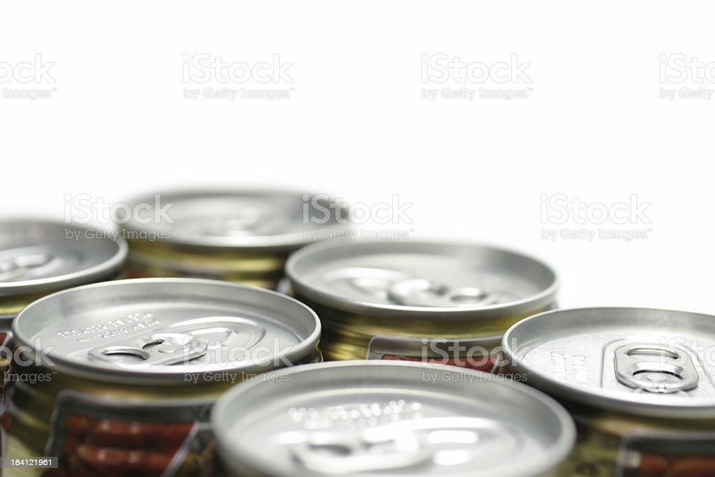 Pack of Soda royalty-free stock photo