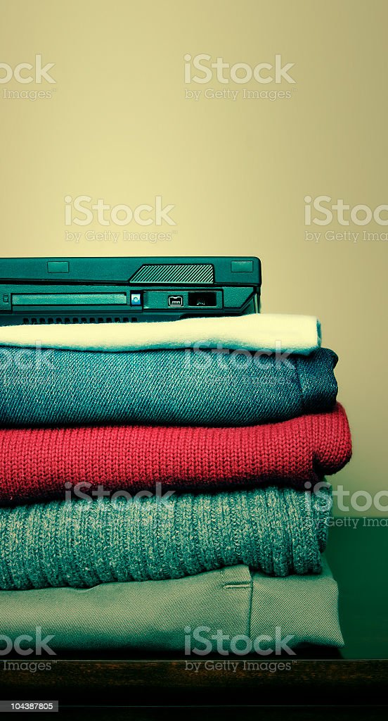 pack the essentials royalty-free stock photo