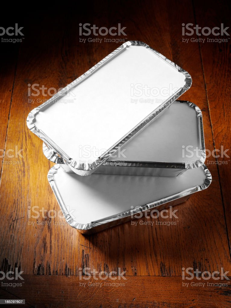 Packaged Takeaway royalty-free stock photo