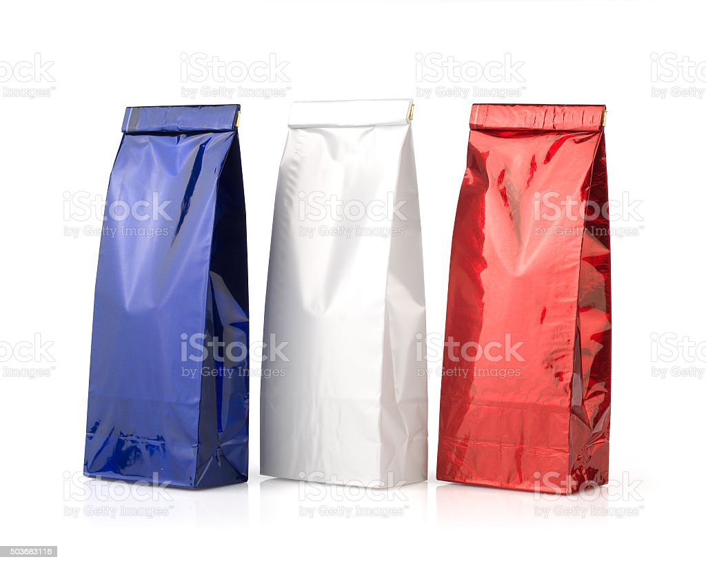 Packages stock photo