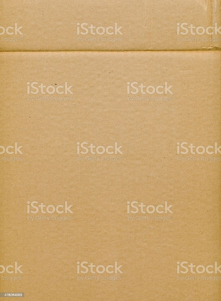 Packaging board royalty-free stock photo