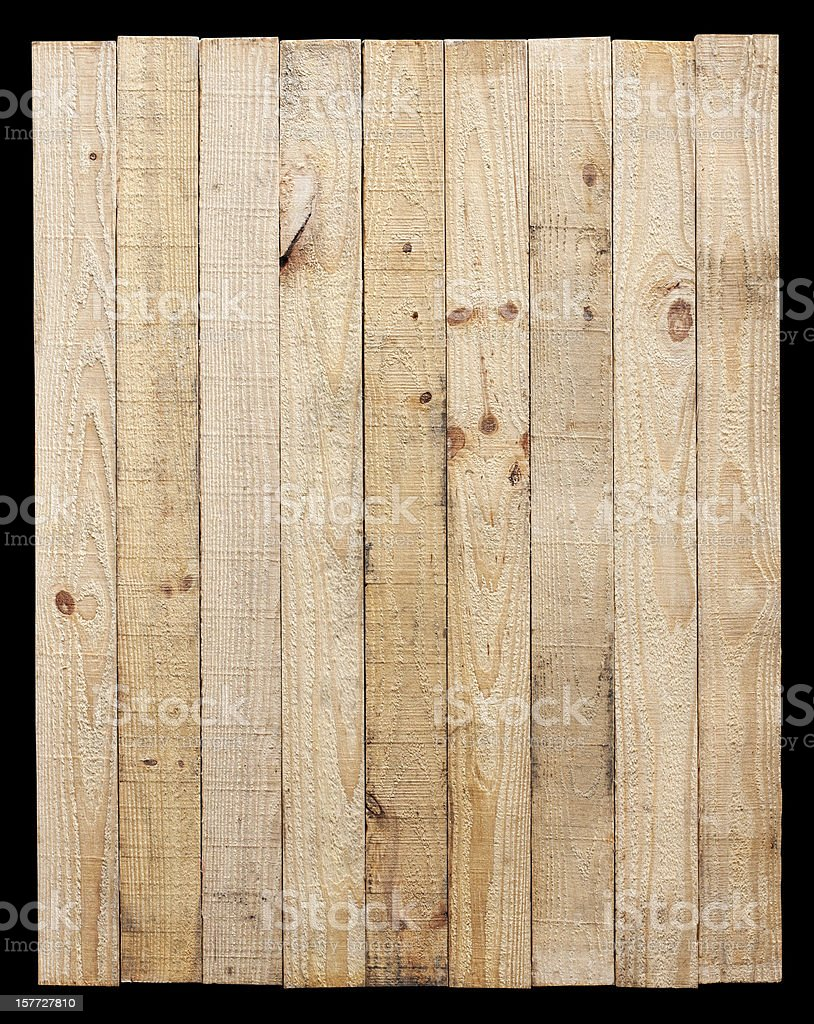 Packaging crate wooden panel background. royalty-free stock photo