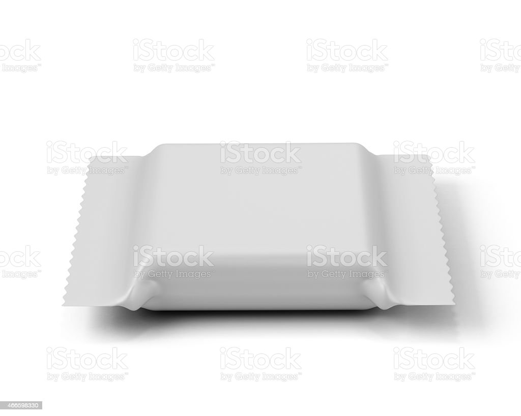 Packaging for biscuits or sweets vector art illustration