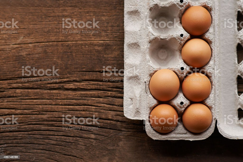 Packed with protein stock photo