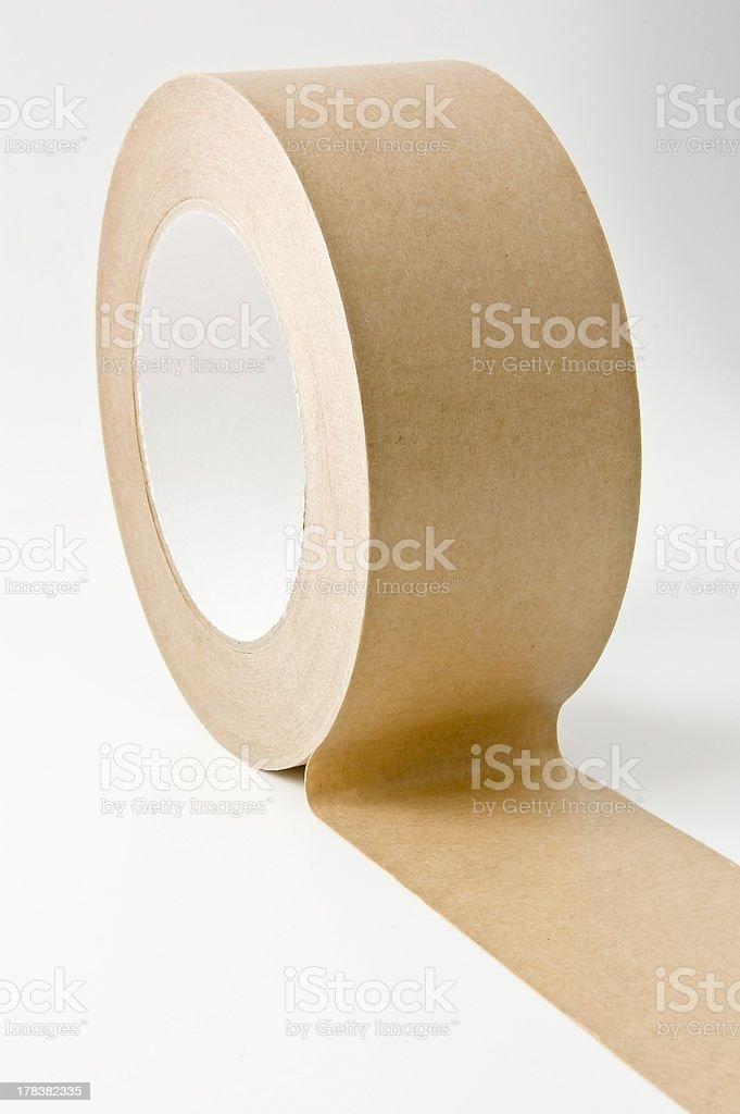 Packing tape stock photo