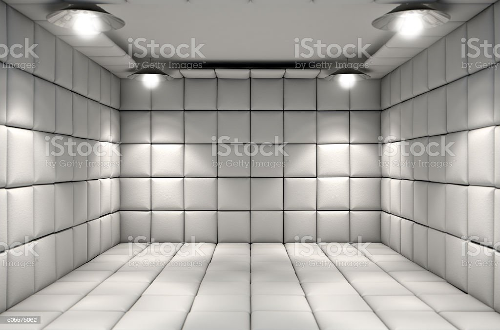 Padded Cell stock photo