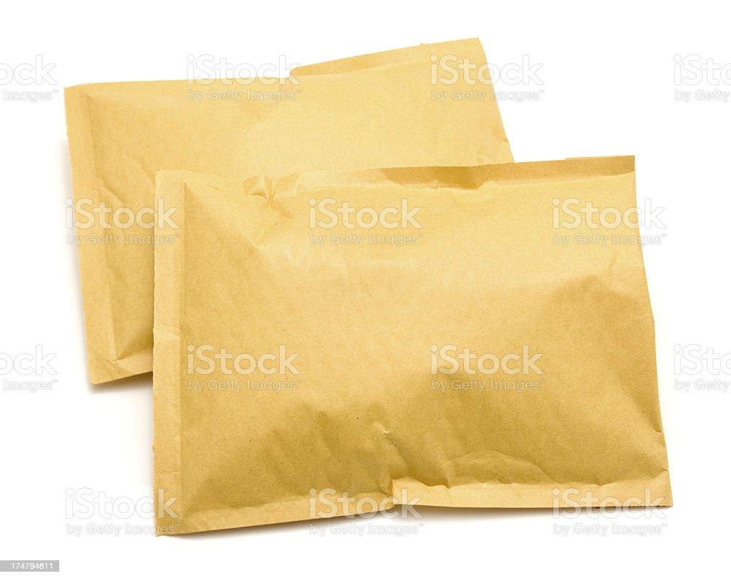 Padded Envelopes royalty-free stock photo