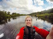 Paddle Board Selfie