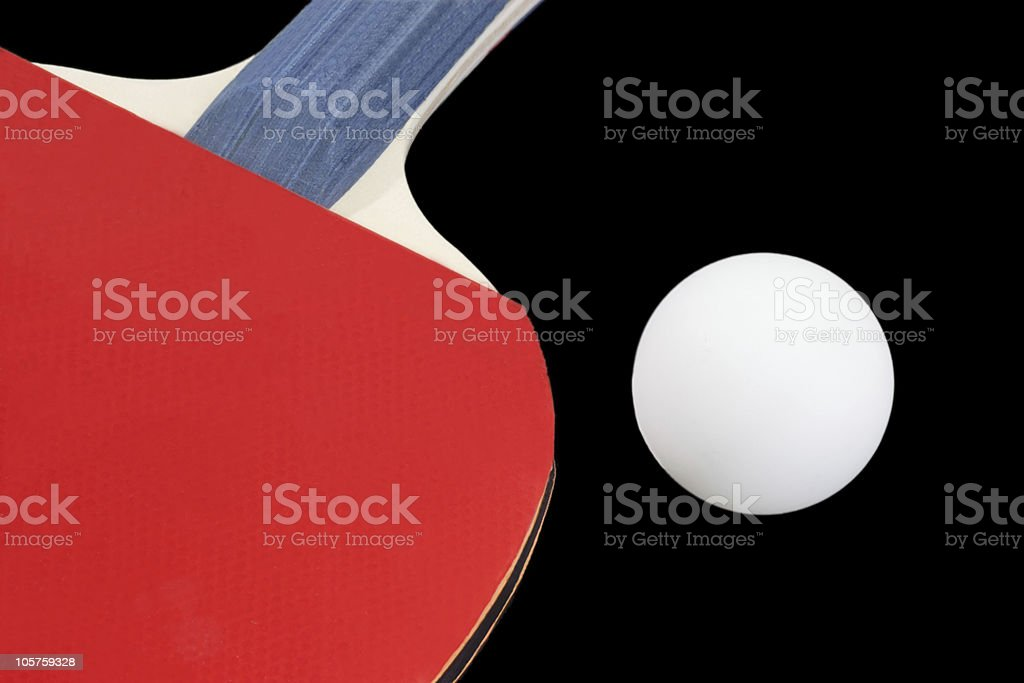Paddle stock photo