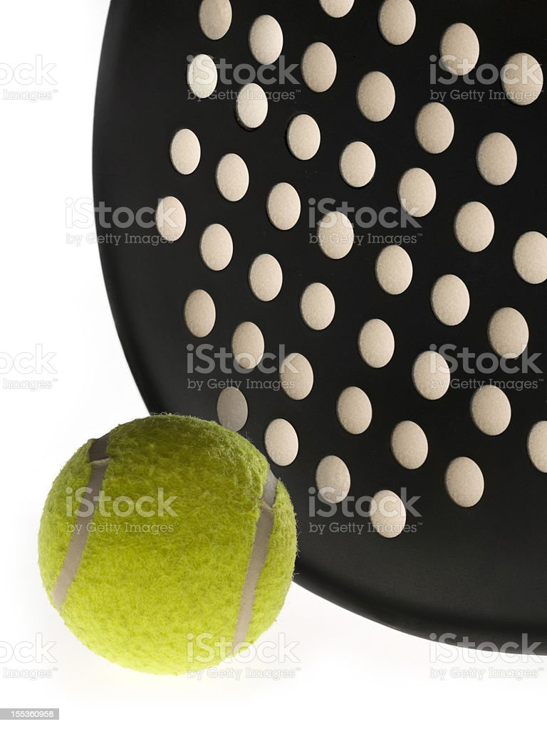 Paddle stock photo