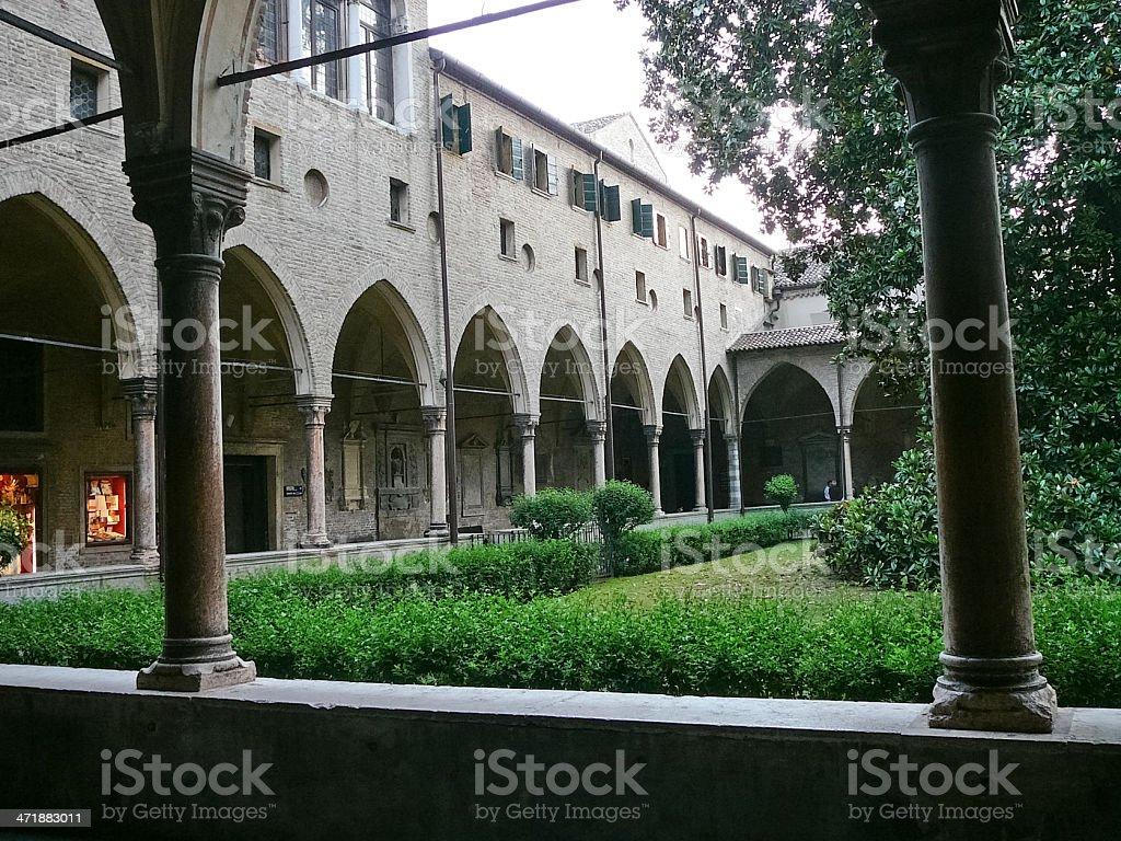 Padua, Italy royalty-free stock photo