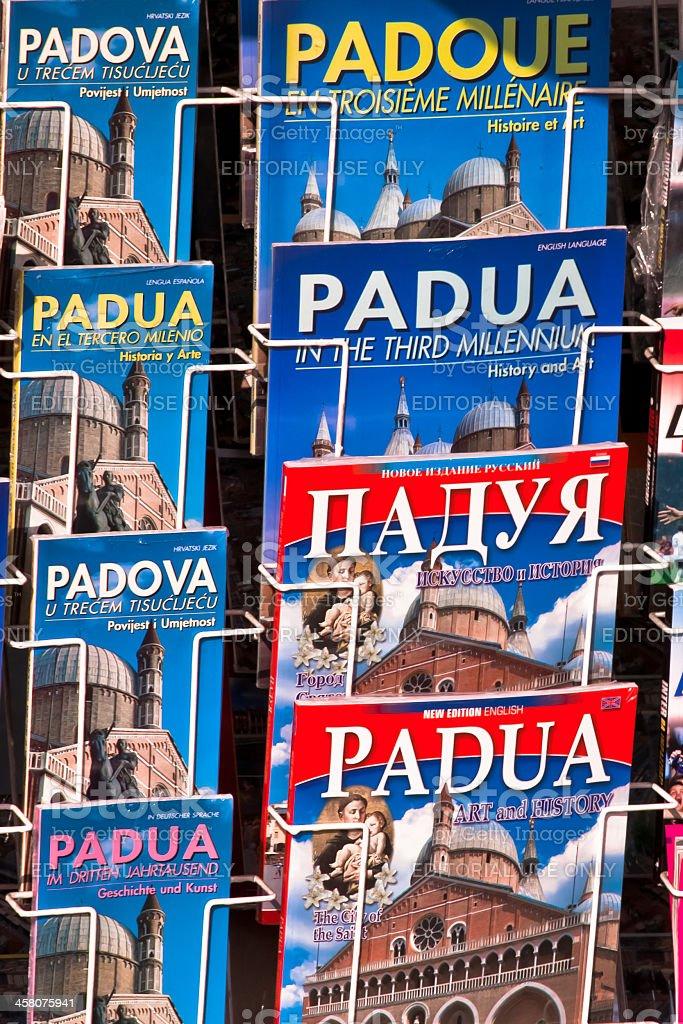 Padua royalty-free stock photo