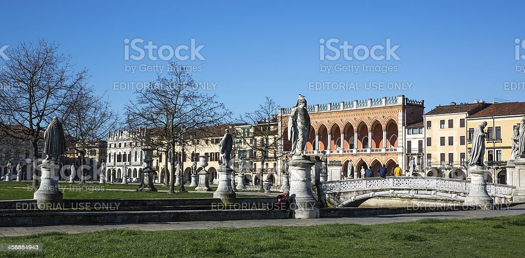 Padua royalty-free stock photo