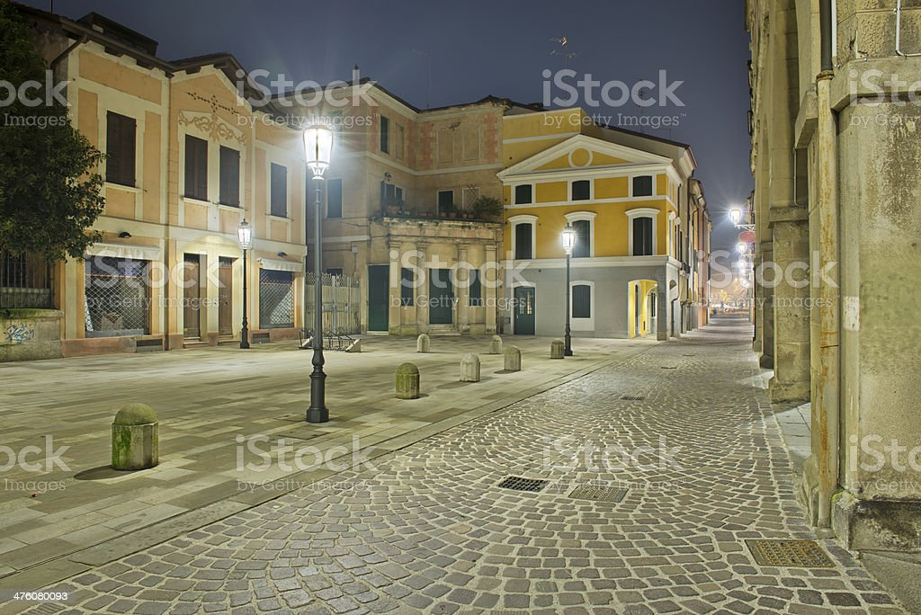 Padova royalty-free stock photo