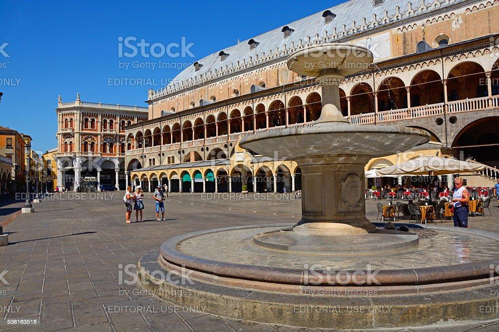 Padua stock photo