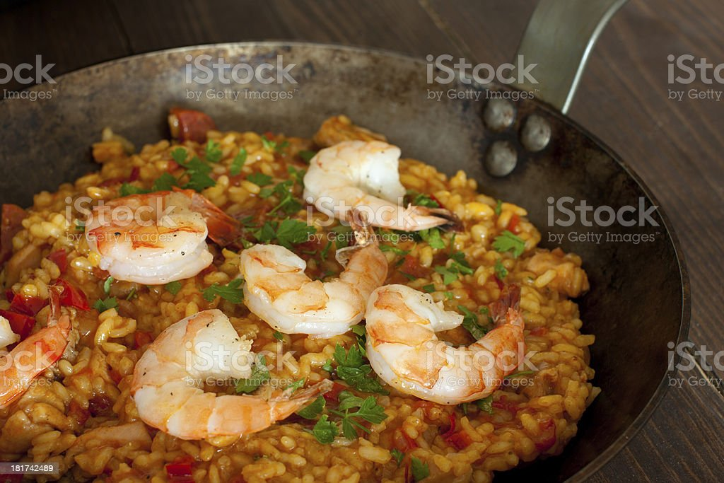 paella royalty-free stock photo