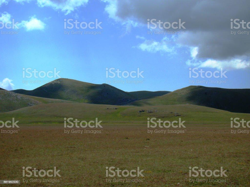 paesaggio Italiano stock photo