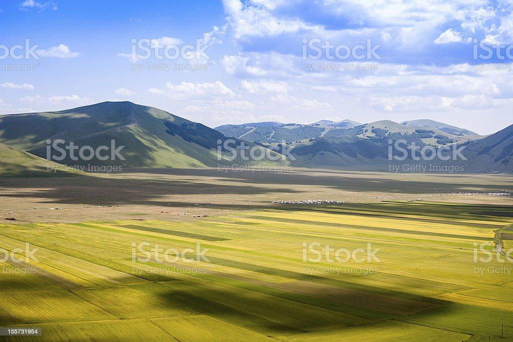 Paesaggio royalty-free stock photo