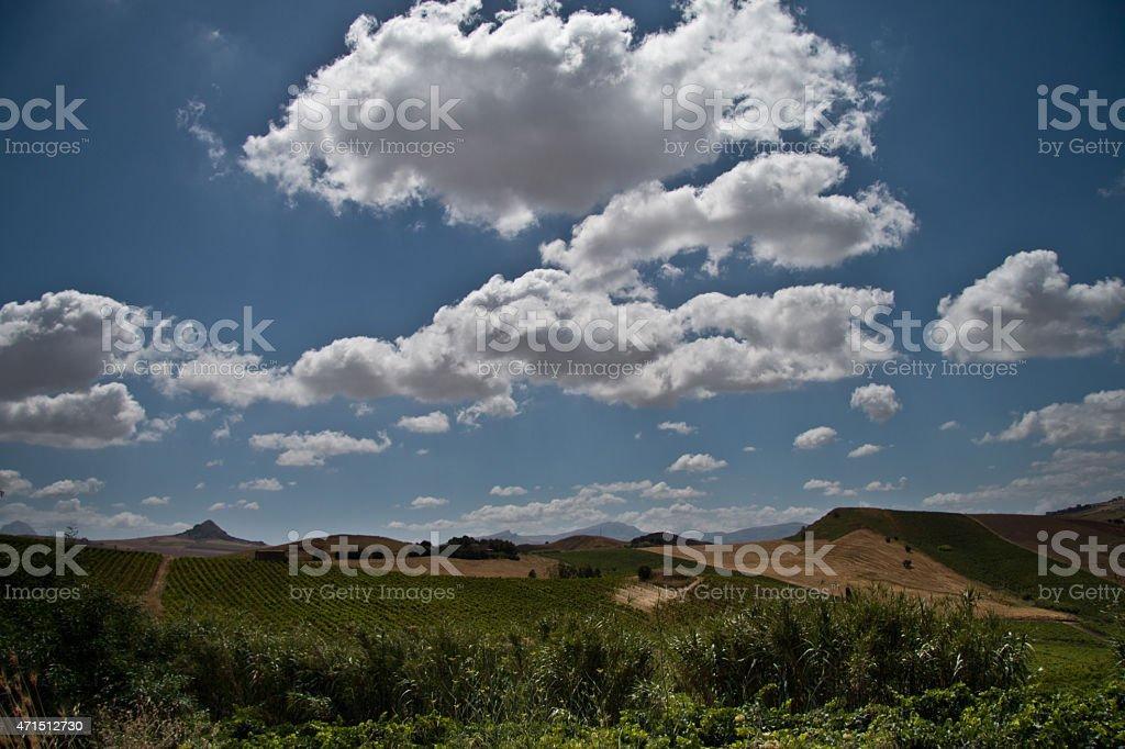 Paesaggio stock photo