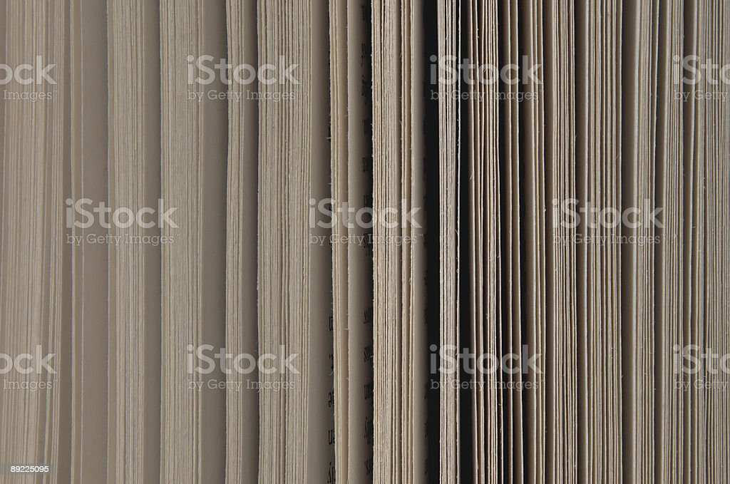 pages of a book royalty-free stock photo