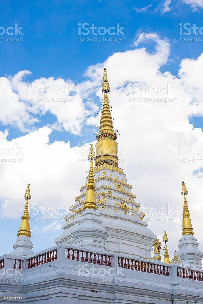 pagoda Asia. stock photo