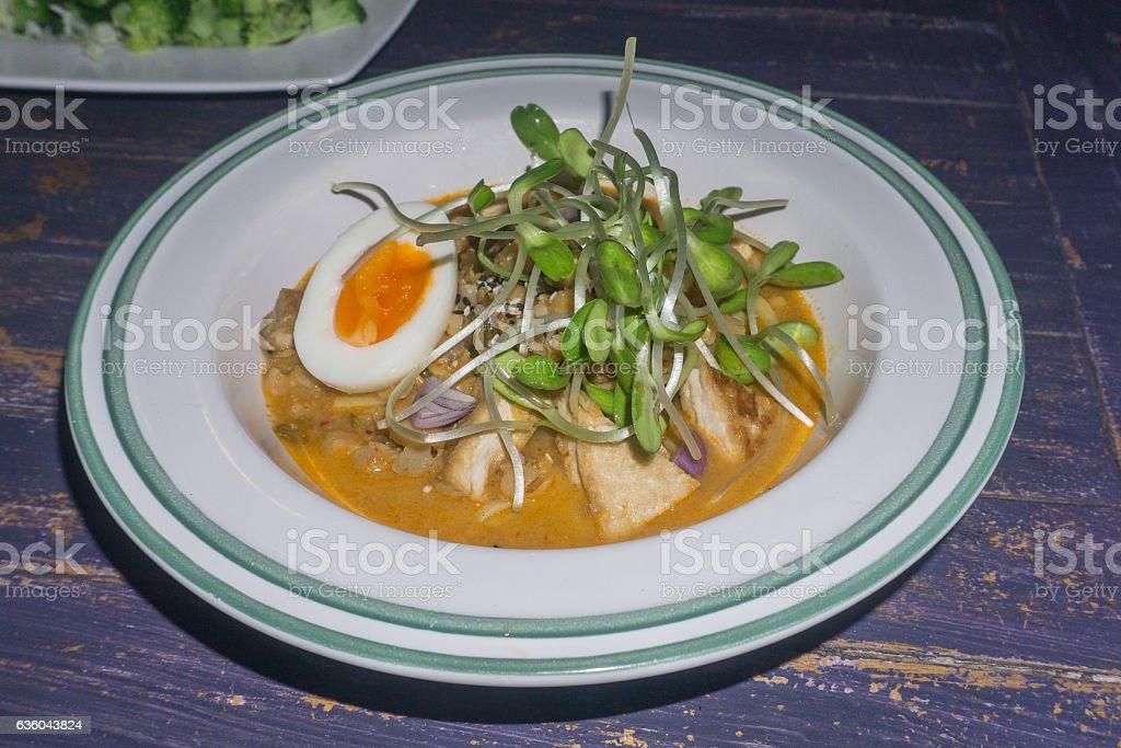 Pai, Thailand stock photo
