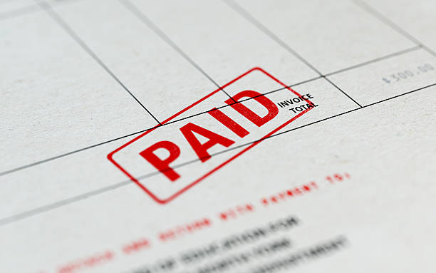 Free Invoices Online Printable Pdf Paid Pictures Images And Stock Photos  Istock Msrp Versus Invoice Excel with Template For Commercial Invoice Pdf Invoice With Paid Stamp Stock Photo  Paid Invoice With Selective Focus  Stock Photo  Stripe Invoices Pdf