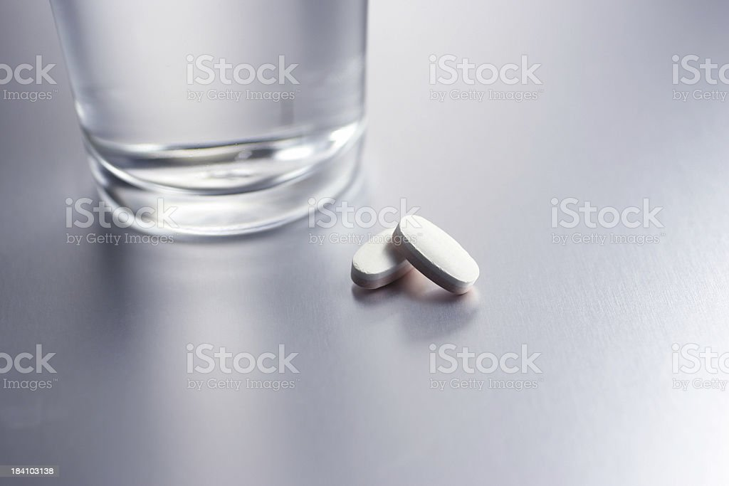 Painkiller royalty-free stock photo