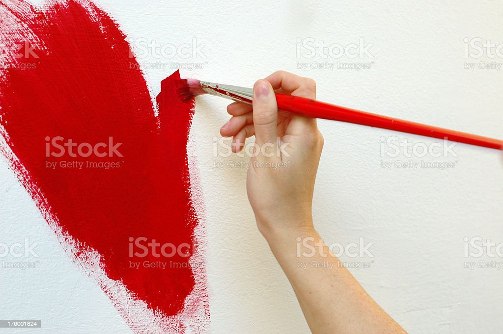 Paint 2 (REQUESTED) royalty-free stock photo
