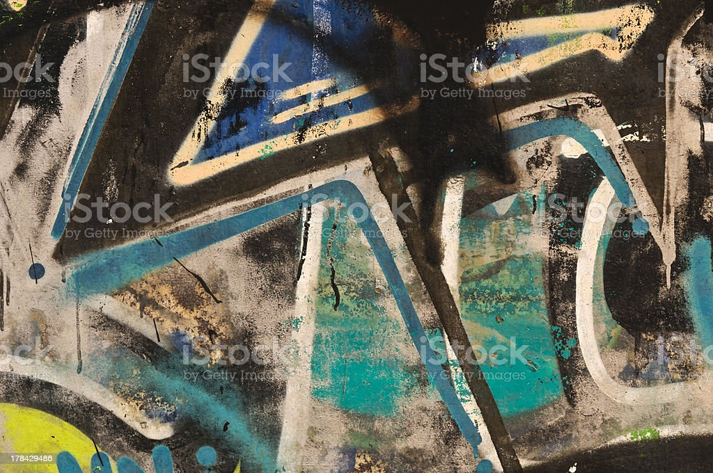 Paint and wall stock photo