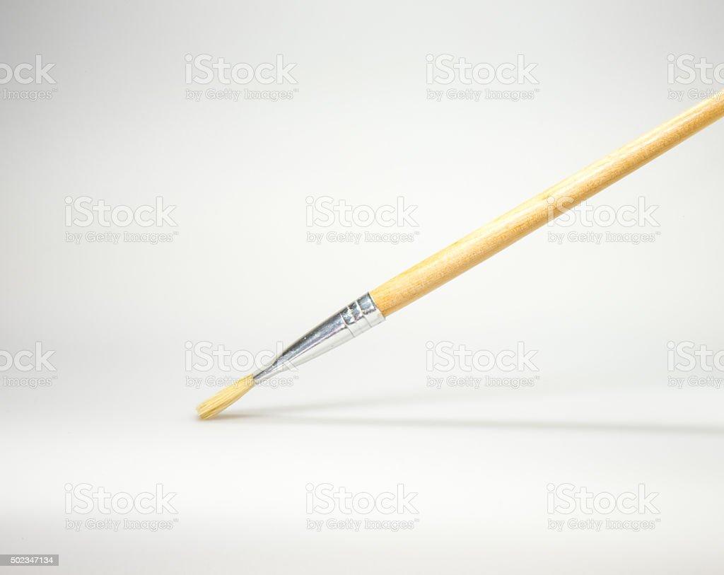 Paint: Brush stock photo