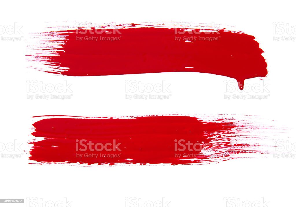 paint brush texture stock photo