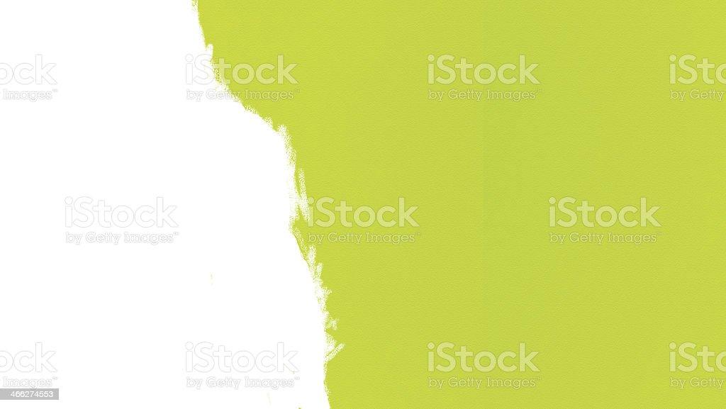 paint green wall stock photo