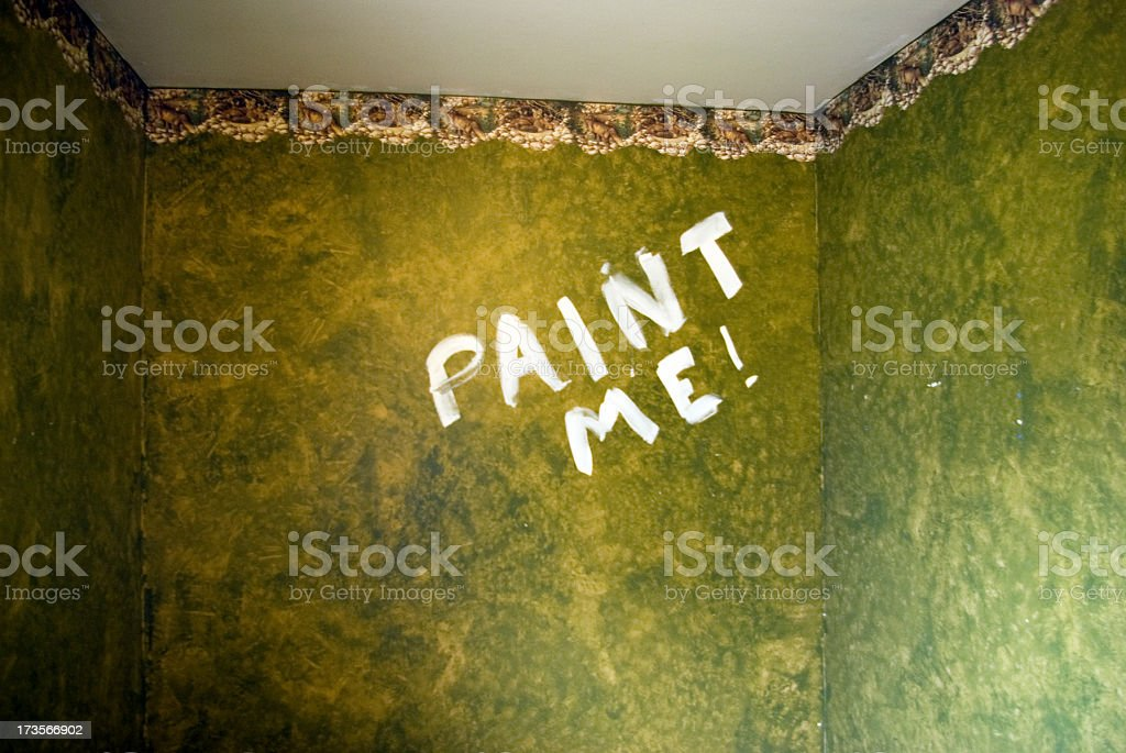 Paint Me royalty-free stock photo
