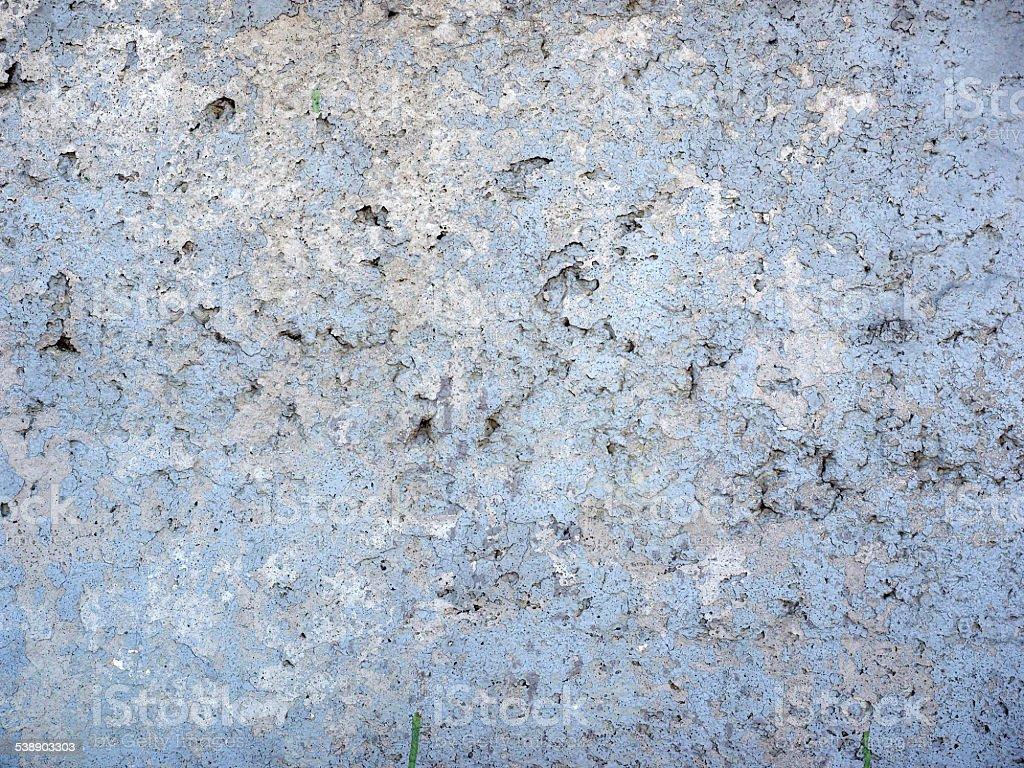 Fond de Texture de peinture Peel photo libre de droits