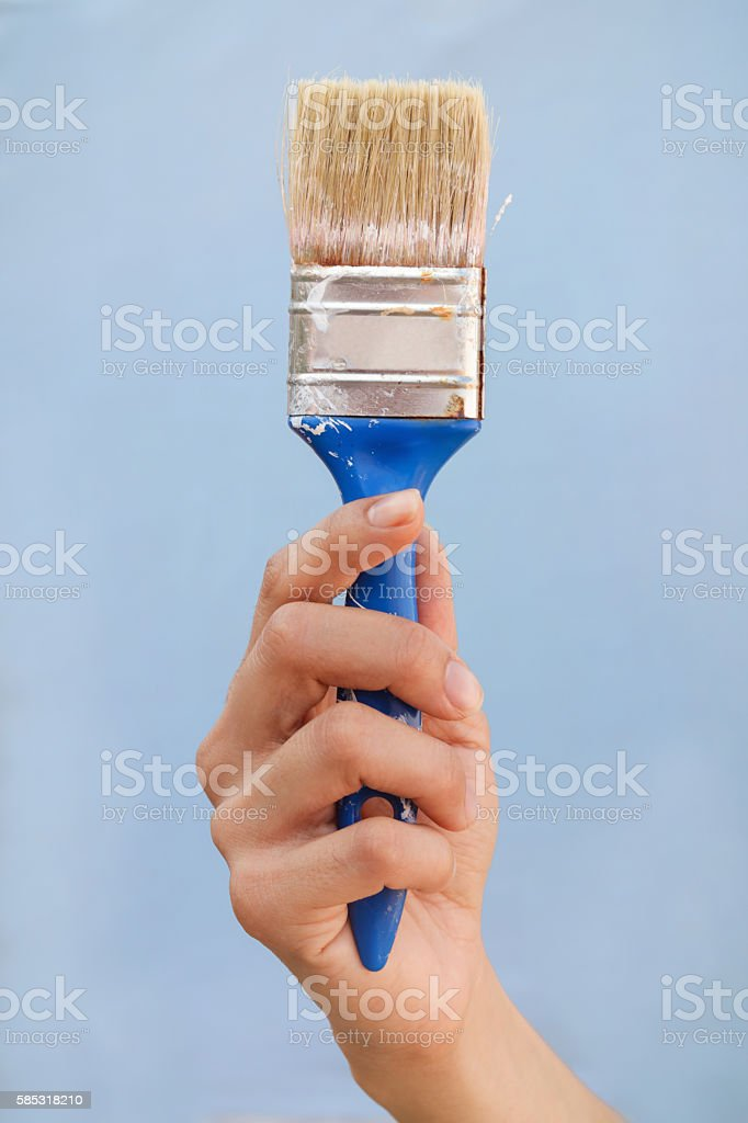 Paint stock photo