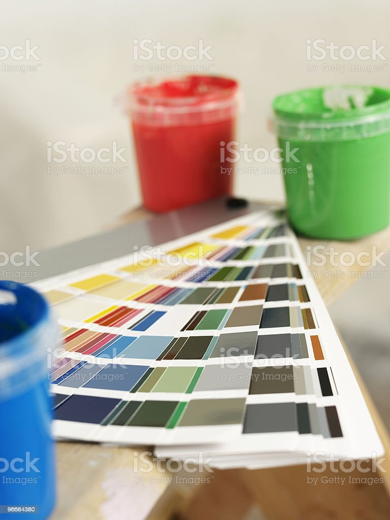 paint royalty-free stock photo