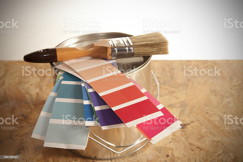 Paint series XXL royalty-free stock photo