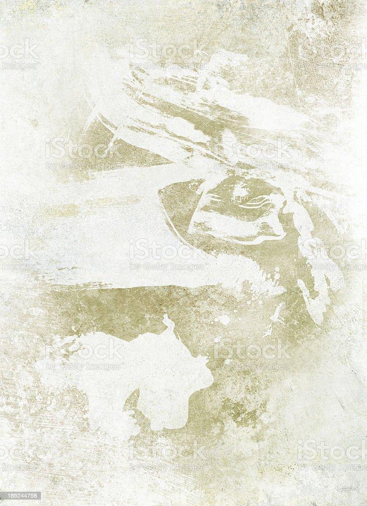 paint splash background royalty-free stock photo