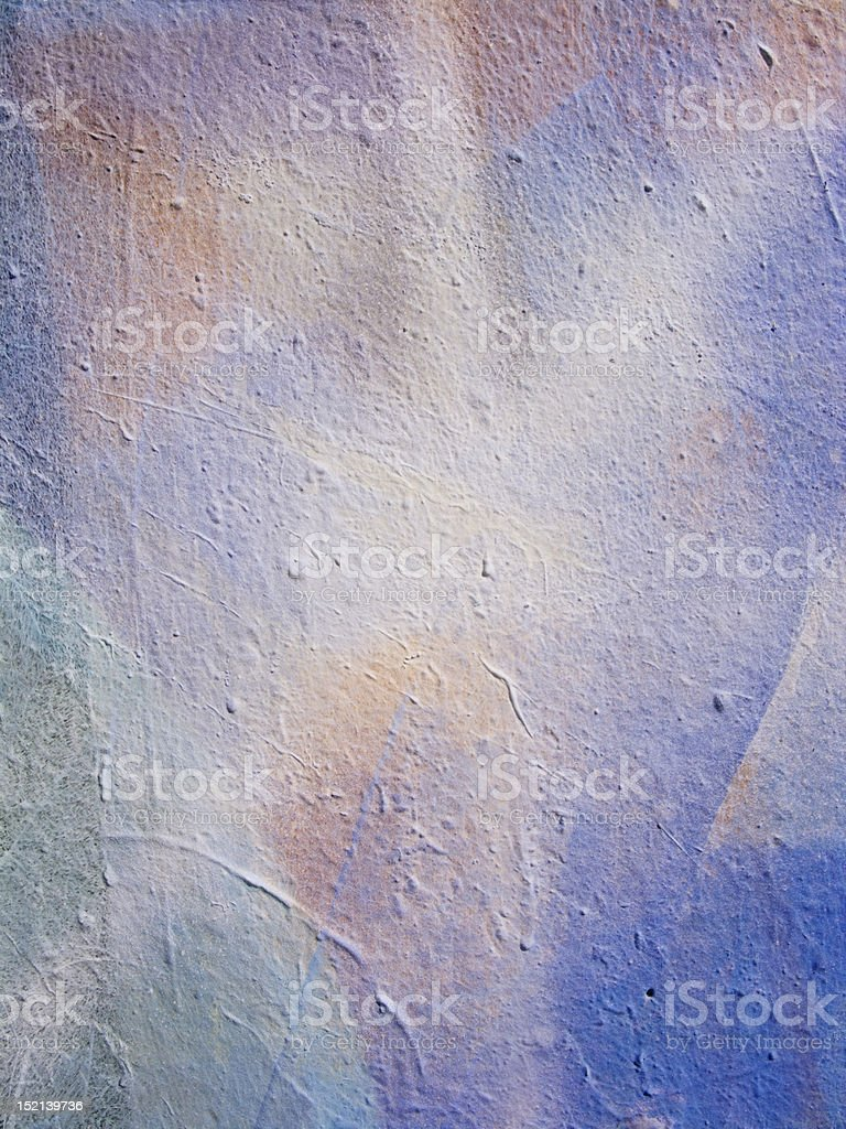 Painted abstraction stock photo