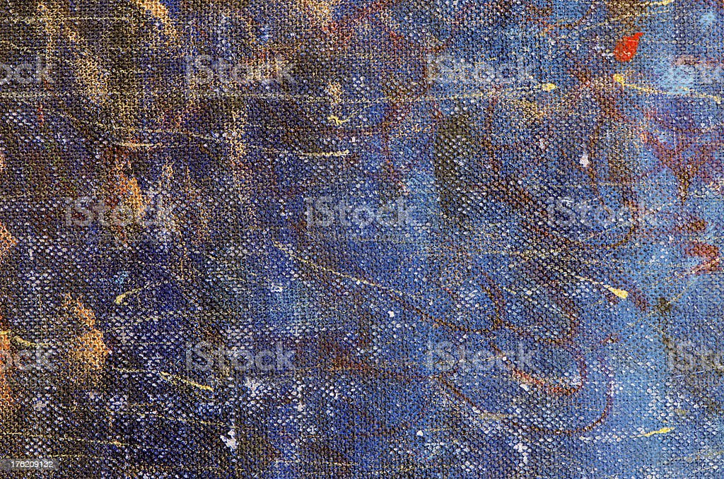 painted and abstract background stock photo