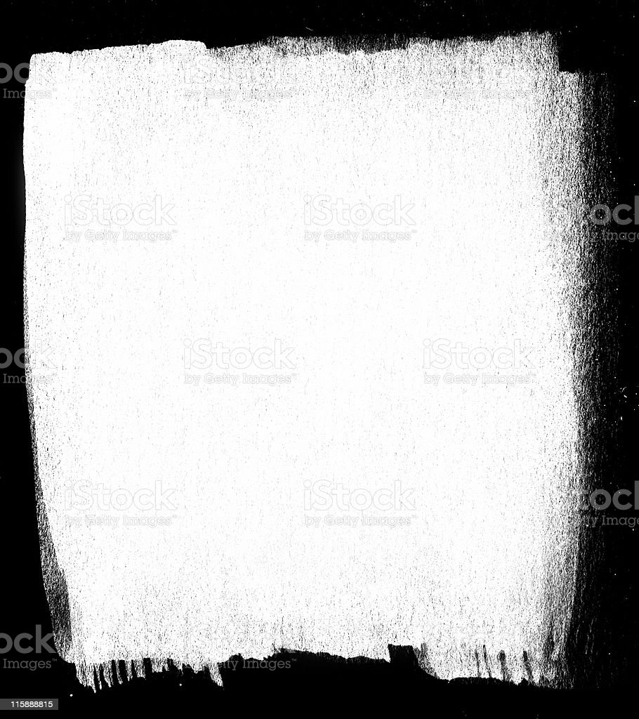 Painted Background, Border or Frame stock photo