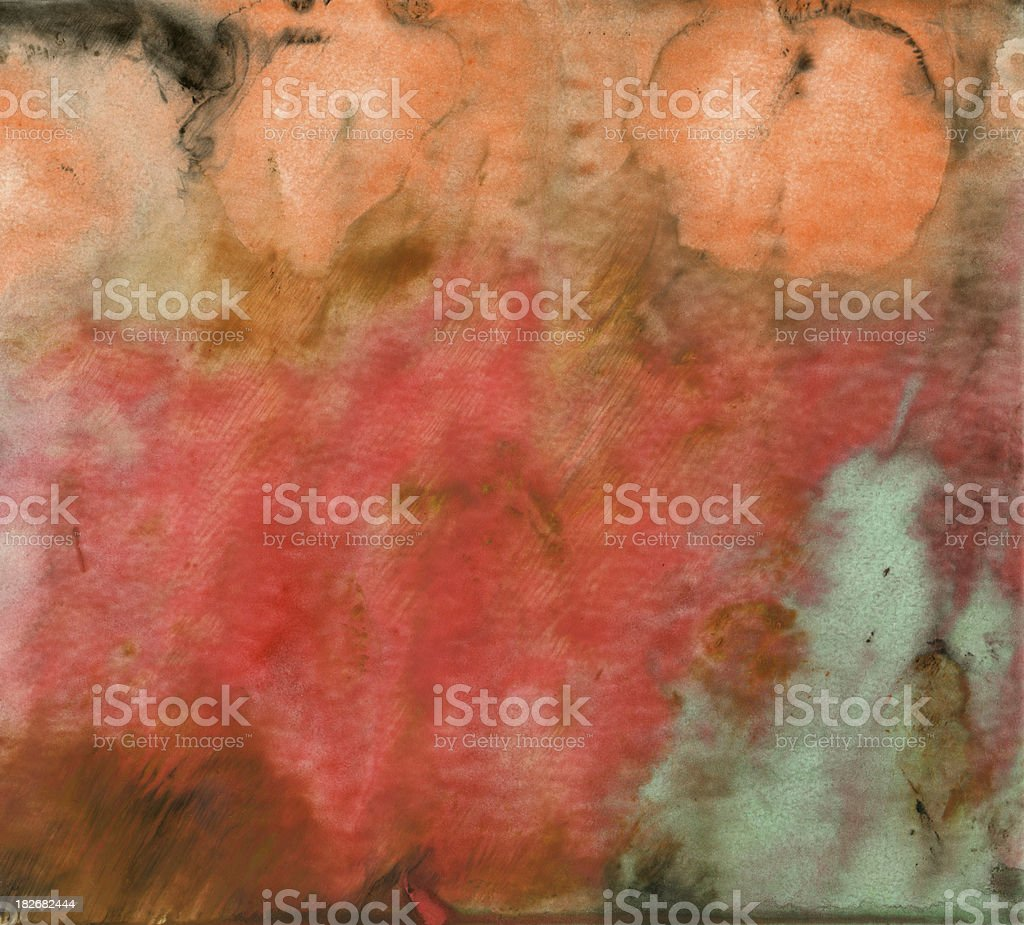 painted background royalty-free stock photo