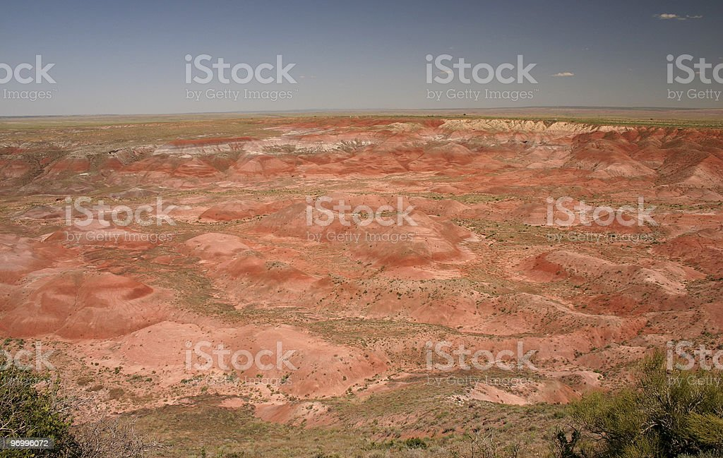 Painted Desert #2 royalty-free stock photo