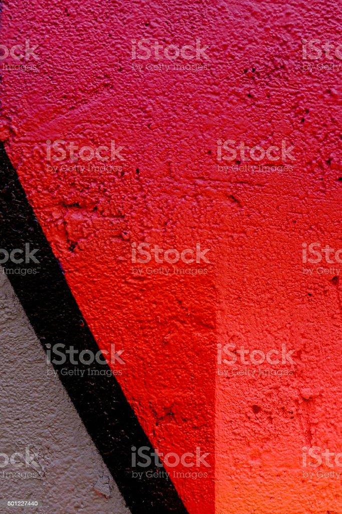 painted geometric background. stock photo
