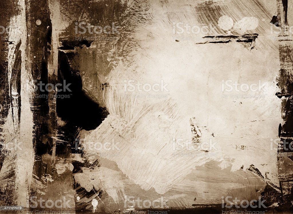 painted grunge background royalty-free stock photo