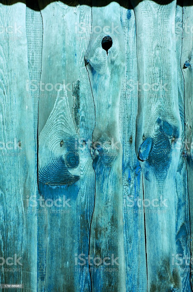 painted old wooden wall stock photo