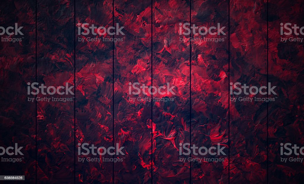 Painted Planks stock photo