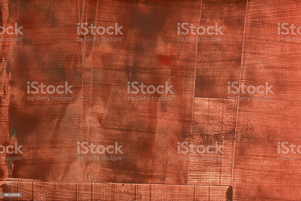 Painted Red Paper XXL royalty-free stock photo